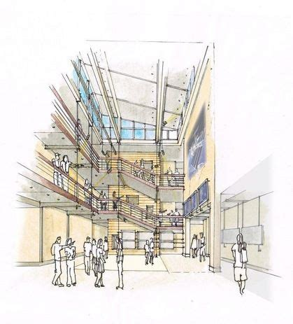 Sketches School by Architecture Drawings Search Architectural