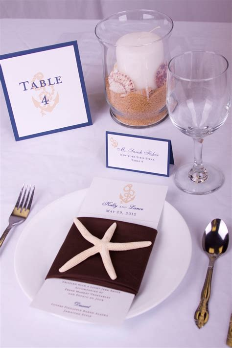bridal shower dinner table nautical table numbers anchor set of 10 tented yacht club