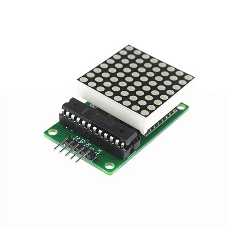 Led Dot Matrix max7219 dot led matrix module ifuture technology