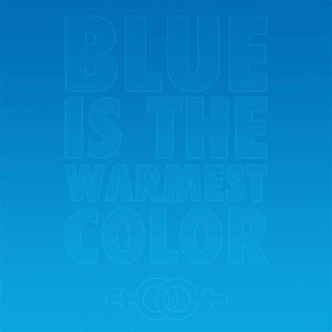 Encore Home Design Studio blue is the warmest color jo yana