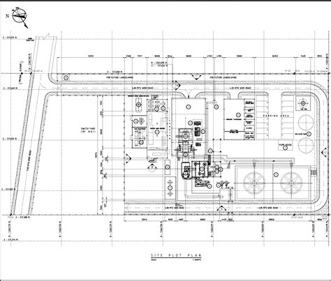 layout plot plan piping and instrumentation diagrams