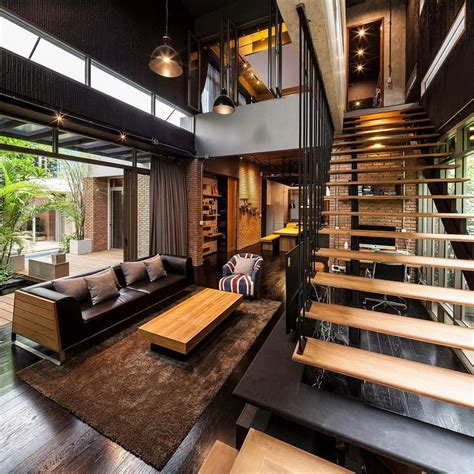 industrial style homes awesome industrial and modern side by side two houses in