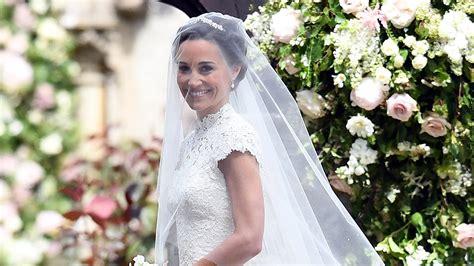 pippa wedding pippa middleton wedding kate middleton s sister marries
