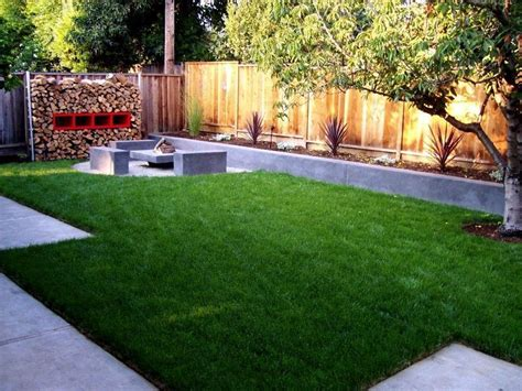 small backyard landscaping design bookmark 11269