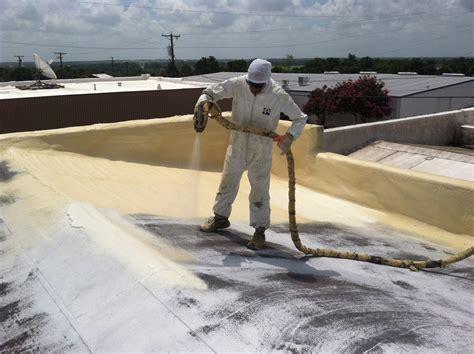 foam roof polyurethane roofing spray polyurethane foam roofing has
