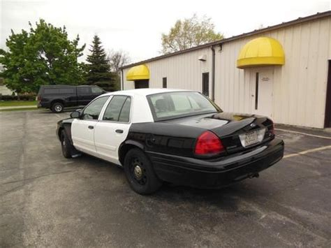 buy car manuals 2010 ford crown victoria on board diagnostic system buy used 2010 crown victoria vic police interceptor p71 runs and drives excellent in