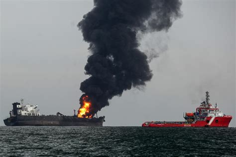 tanker jpeg pemex says fire put out on tanker off mexico s gulf coast