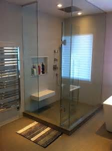 Shower Stall Accessories Shower Stall With Thermostatic Controls