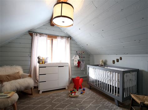 girls room that have a office up stairs 10 gender neutral nursery decorating ideas hgtv s decorating design blog hgtv