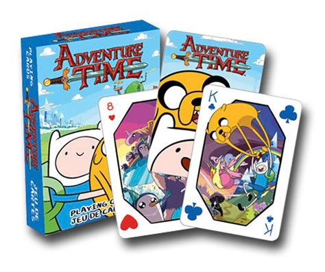 cards adventure time adventure time cards