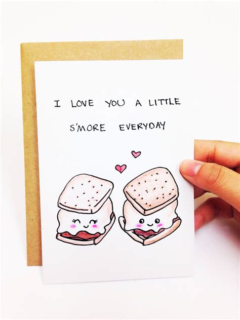 The Cutest Cardsi Just Had To My Newest L 3 by Anniversary Card Boyfriend By Lovencreativity