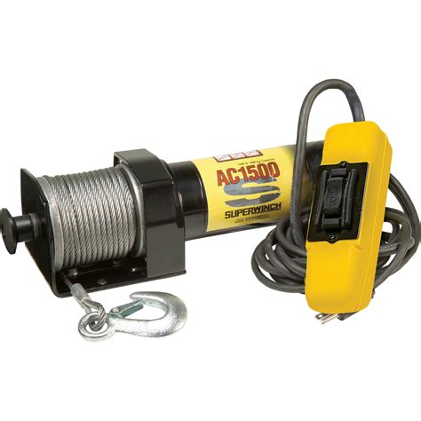6000 pound winches 110 volt electric images