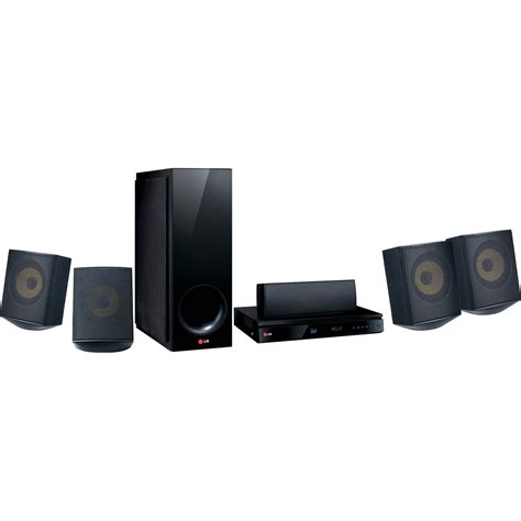 lg bh6730s 1000w 5 1 channel 3d smart home theater system