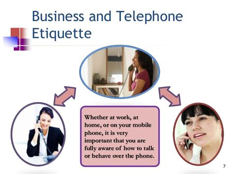 7 Crucial Tips On Telephone Etiquette by Phone Etiquette In The Workplace Pictures To Pin On