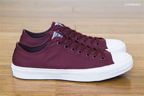 Converse Chuck Allstar 2 A054 converse chuck all ii bordeaux and thunder