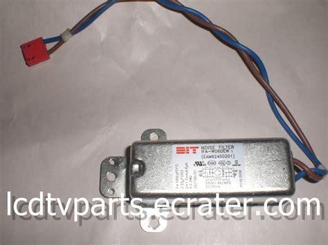 Buffer Board Tv Lg 42pa4500 ifa w06dew eam62450201 emi filter for lg 50pa4500