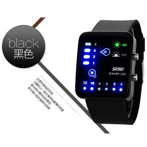 Jam Tangan Sport Pria Digital jual jam tangan pria skmei digital sport led touch