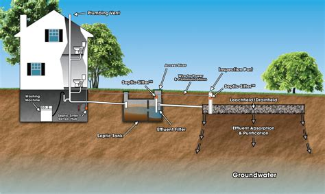 How Much Does It Cost To Build A House by Introducing Septic Sitter Septic Tank Amp Drainfield