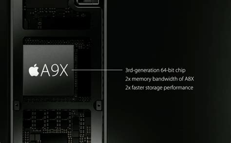 apple a9 apple unveils speedy a9 and a9x processors