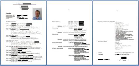 Bewerbungsschreiben Cnc Dreher Beispiel Lebenslauf Mechatroniker Cnc Dreher Zur Bewertung Bewerbungsforum