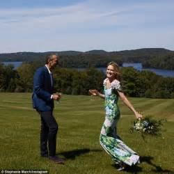 SVU's Stephanie March marries businessman Dan Benton