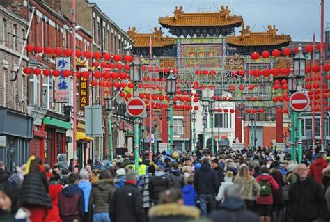 new year chinatown liverpool liverpool s three day new year celebrations will