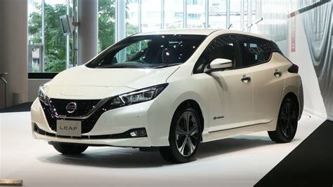 nissan leaf 2017 file nissan leaf ze1 nissan global headquarters gallery