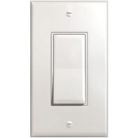 wall switch for afvk valve