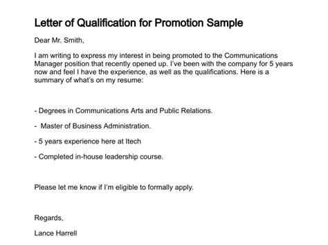 Cover Letter Exles Qualifications Letter Of Application Letter Of Application Qualifications
