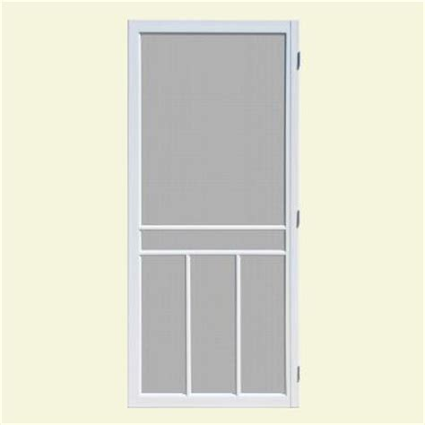exterior screen doors home depot aluminum screen door