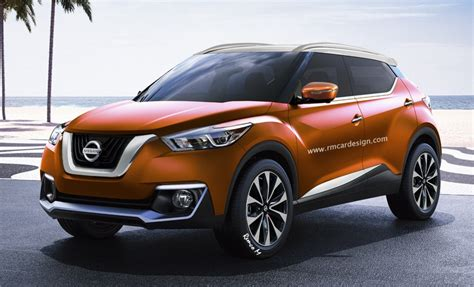 nissan kicks specification production spec nissan kicks concept rendering