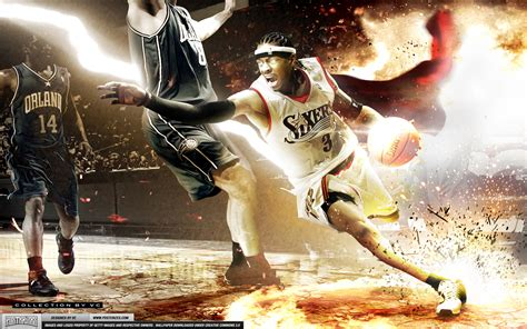 allen iverson lord of war wallpaper slamonline
