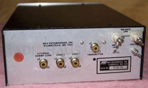 mfj 986 3kw roller inductor tuner mfj 986 acoplador de antenas para hf 1 8 a 30mhz 3kw radiohaus america