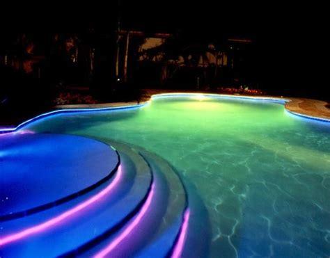 inground swimming pool lights led light design awesome led light for pools pool lights