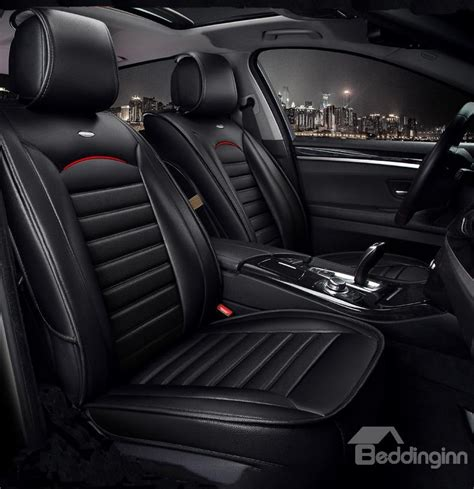 design seat cover luxurious business style leather classic design leather
