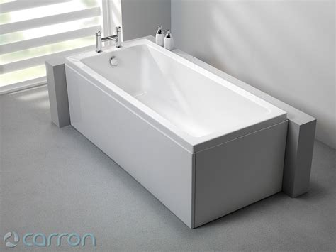 quantum shower bath carron quantum single ended bath 1700 x 700mm