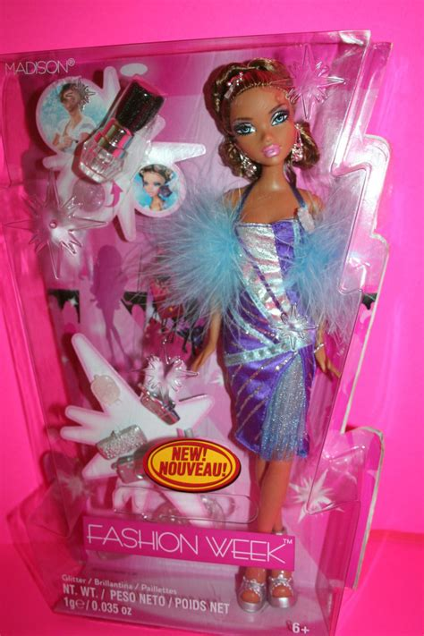 design a doll maddison details about new my scene fashion week madison barbie
