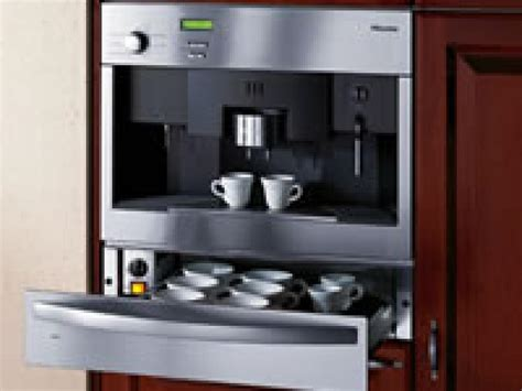 miele espressomaschine want a kitchen fit for a pro hgtv