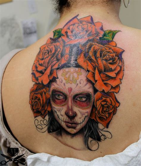 sugar skull face tattoo 47 best images about mexican sugar skulls day of the dead