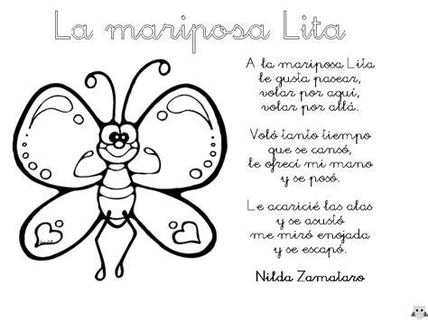 poesias y adivinanzas de mariposas leyendo leyendo disfruto y fichas infantiles poema infantil de la mariposa poemas
