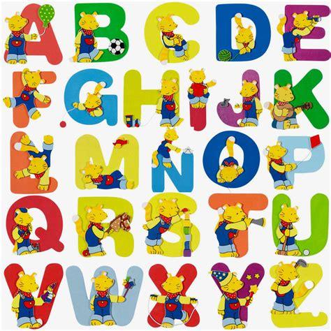 Buchstaben Kinderzimmer