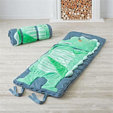 toddler dinosaur sleeping bag the land of nod