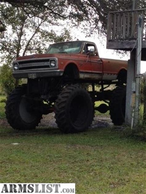 mud truck for sale armslist for sale 68 chevy monster mud truck project