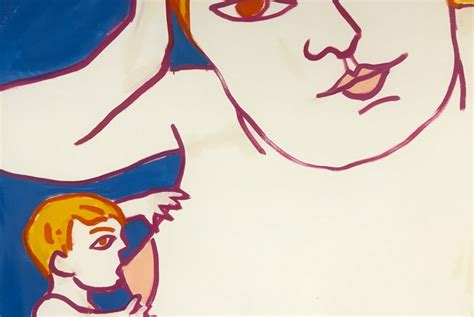 80s Sketches by Otto Muehl Quot Paintings And Drawings From The 80 S Quot Curated