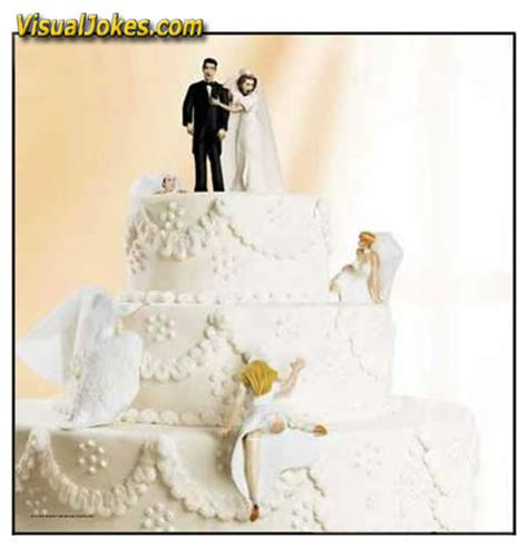 Wedding Cake Joke by Clean Pictures