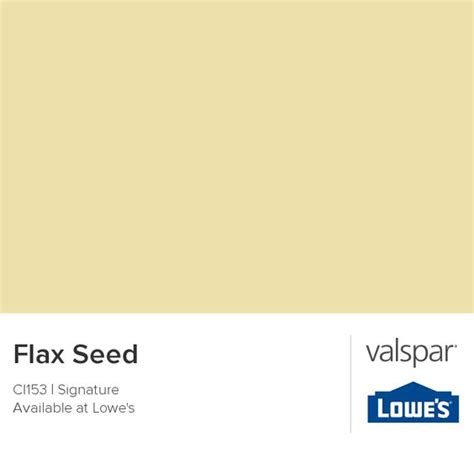 what color is flax flax seed from valspar my house valspar