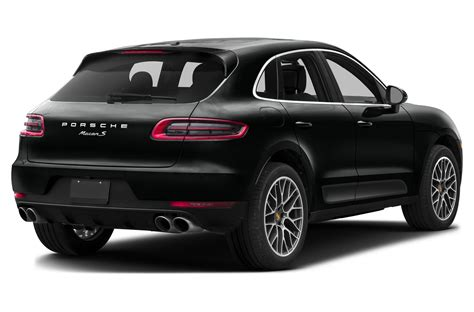 2016 Porsche Macan Price Photos Reviews Features