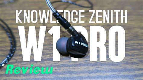 Harga Ear Monitor W1 Pro gear review knowledge zenith w1 pro in ear monitor