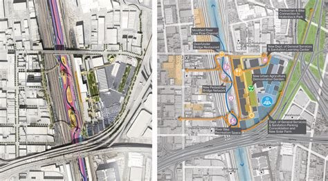 design engineer los angeles 7 firms reveal plans for los angeles river revitalization
