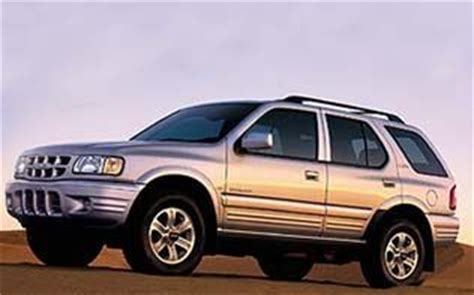 buy car manuals 1996 isuzu rodeo electronic toll collection 2001 isuzu rodeo specifications car specs auto123